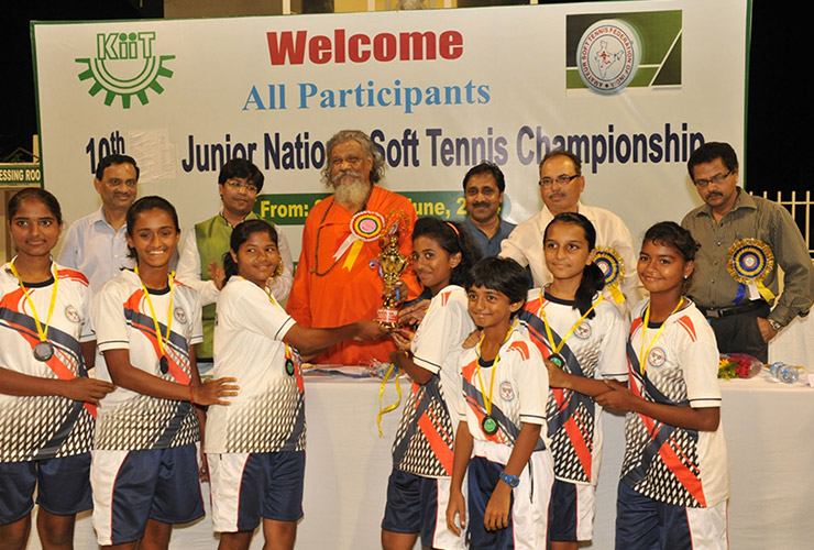 Final Result of 10th Junior National Soft Tennis